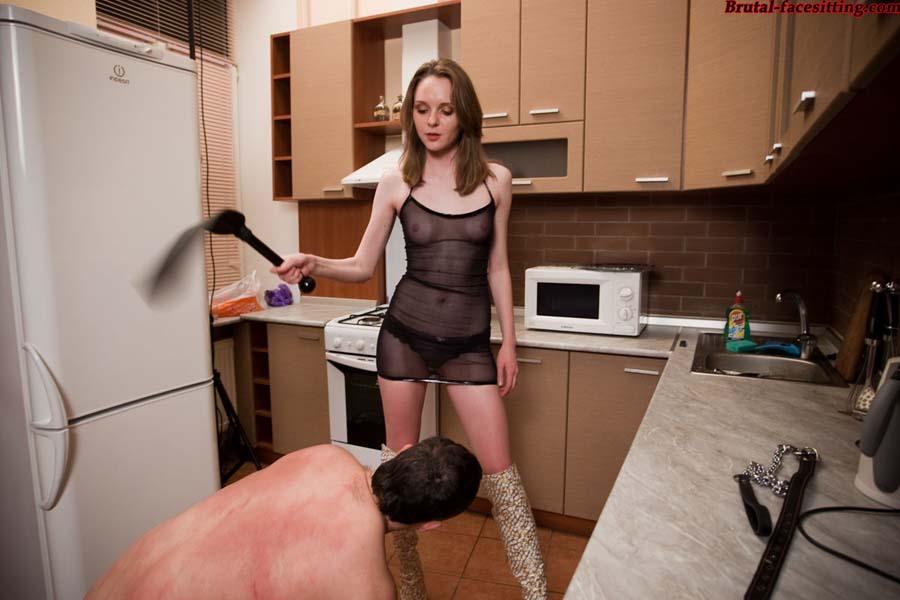 Секс доминирование дома