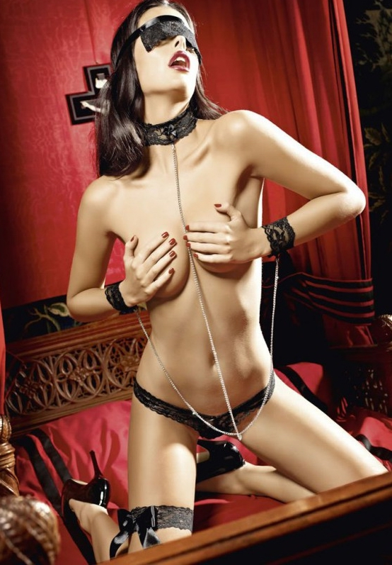 Erotic lingerie sex toy