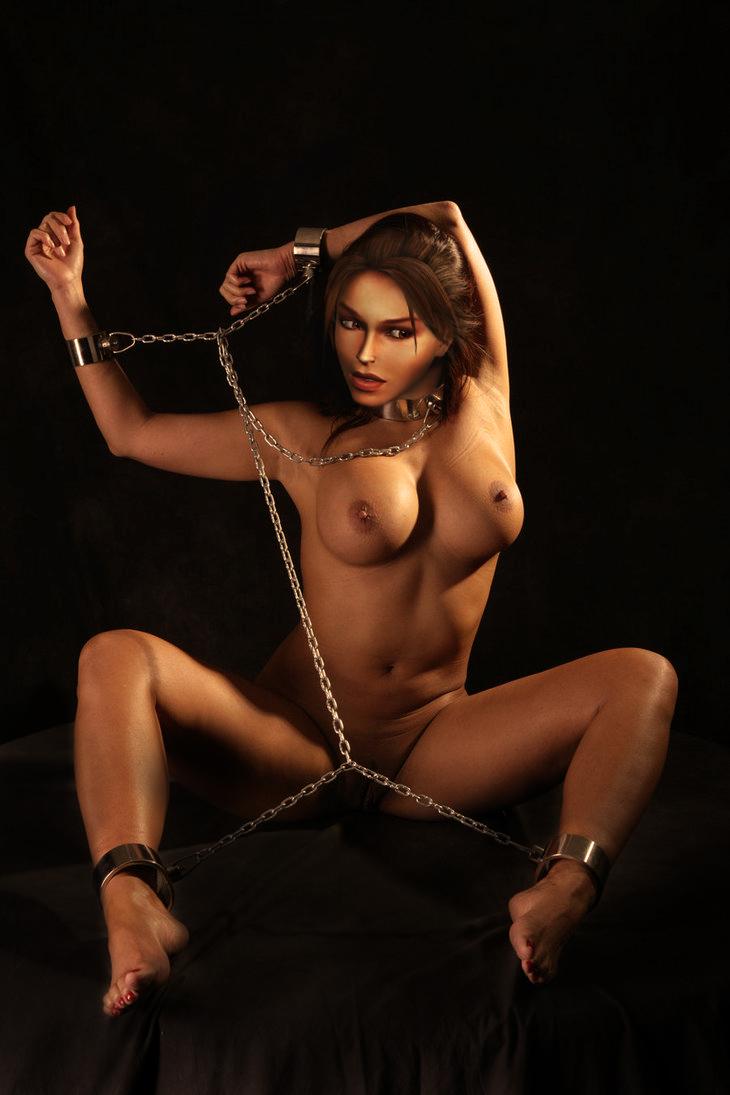Смотреть секс женщины в цепях 4 фотография