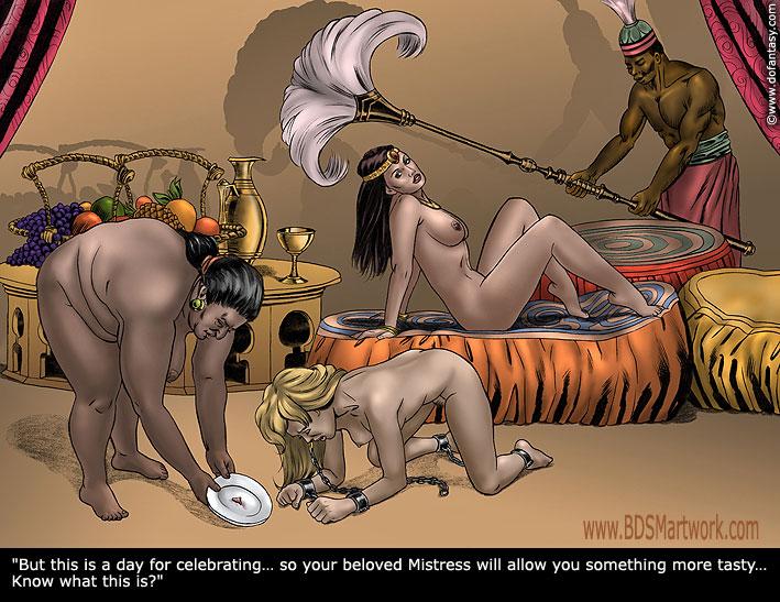 Порно ездовые рабыни