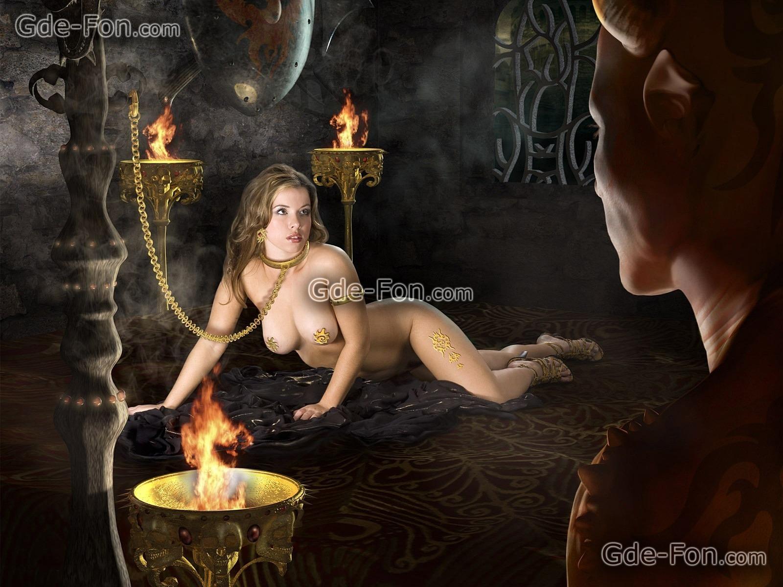 Фото рабов эротика 7 фотография