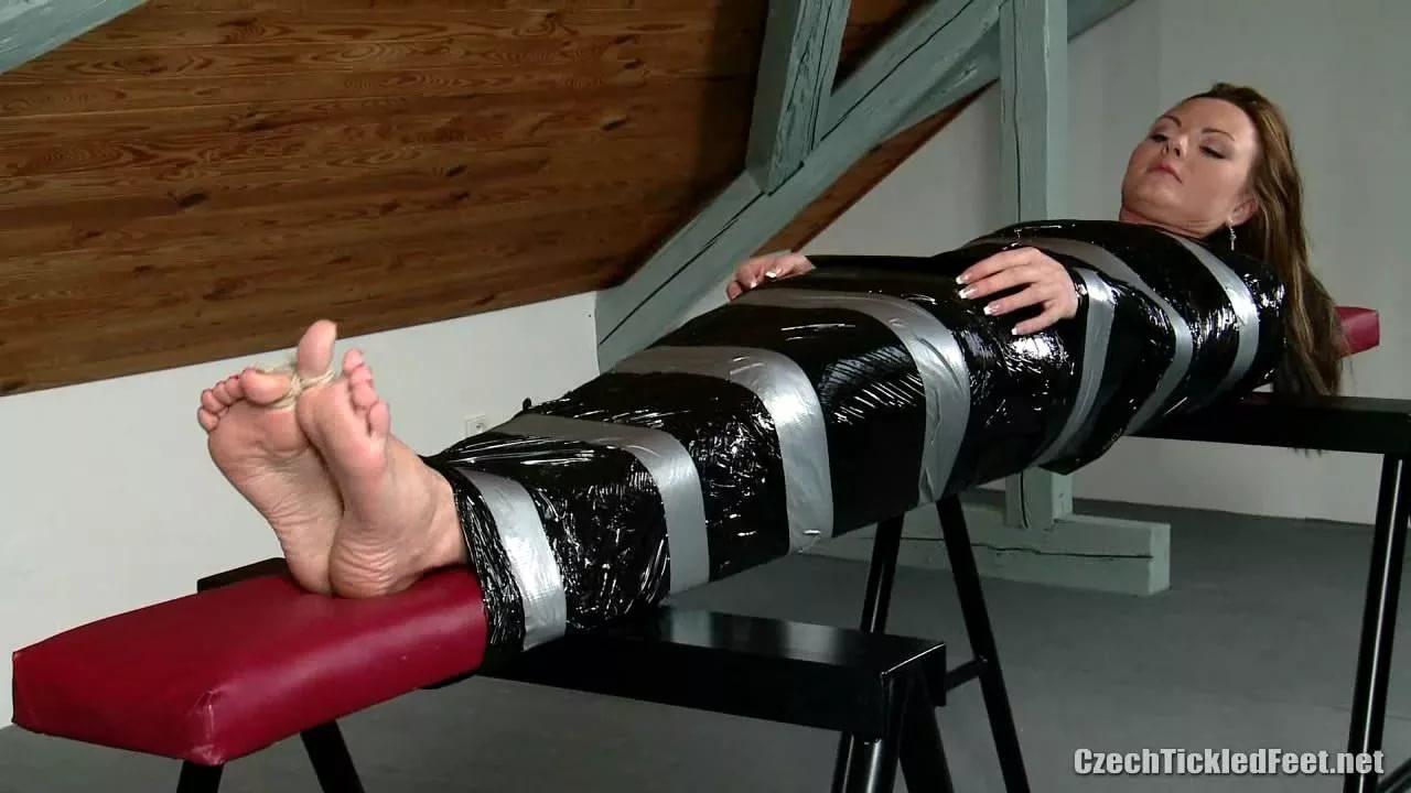 Бдсм мумификация видео фото 533-971