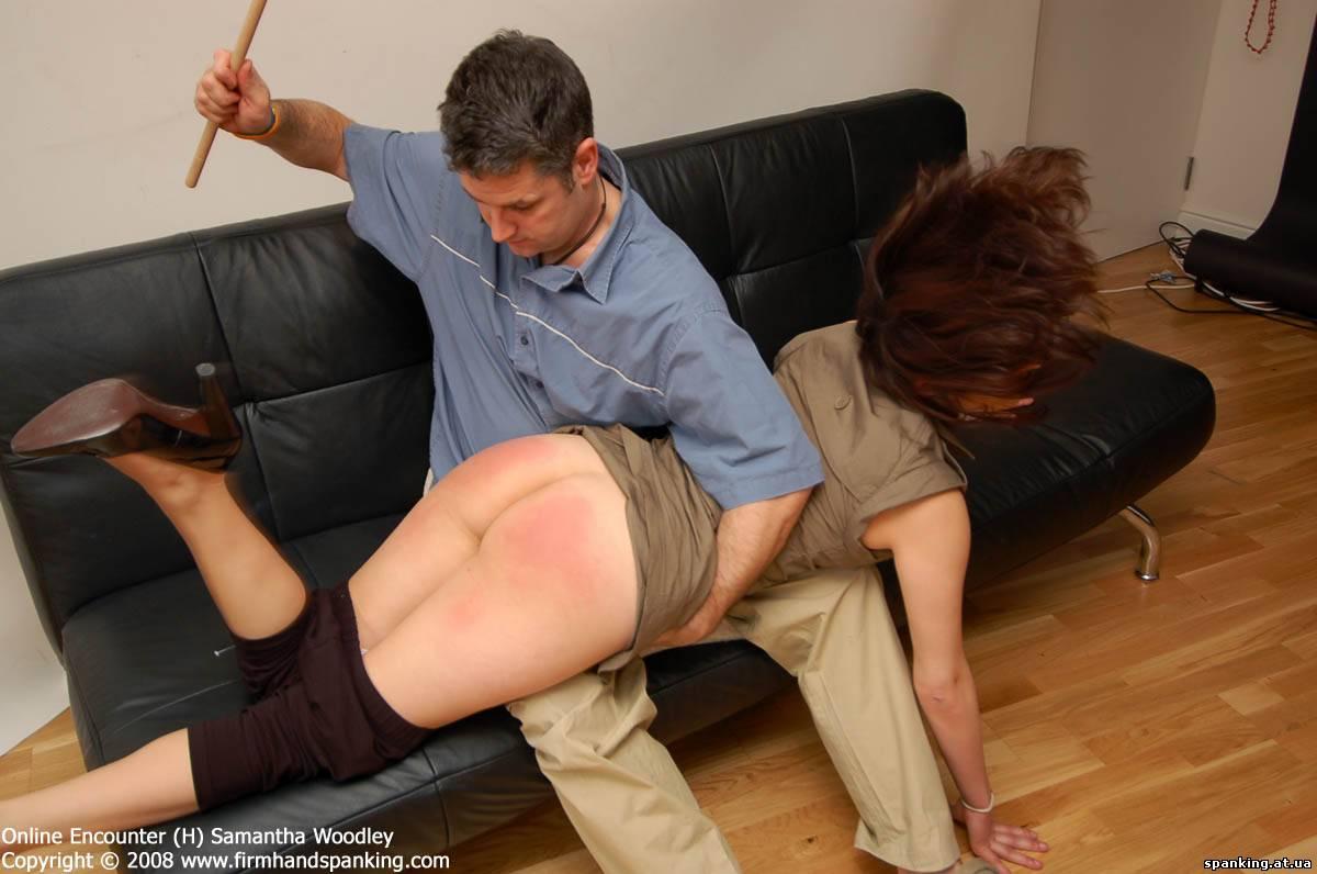 Наказание порка по попе